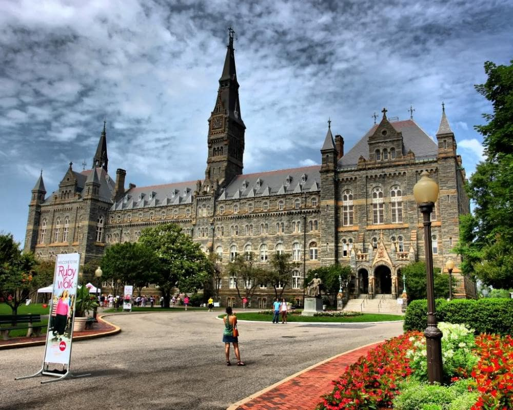 Georgetown University Writing Service: Buy Cheap Essay Papers